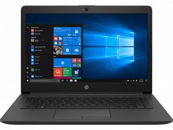 Laptop HP 240 G7 Intel Core (10th Gen) i3-1005G1 256GB SSD 8GB FullHD Win10 Pro Dark Ash Silver