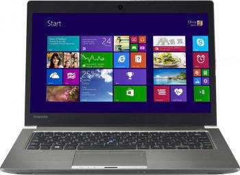 Laptop Toshiba PORTEGE Z30 A Intel Core i5-4310U CPU 2.00GHz 4GB DDR3 128 GB SSD 13.3 inch Refurbished Windows 10 Professional