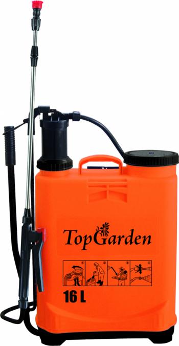 Pompa de stropit Top Garden 380314 telescopic 16L Atomizoare si pompe de stropit