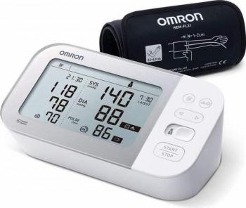 Tensiometru de brat automat OMRON X7 SMART model 2020