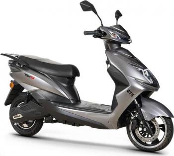 Scuter electric RDB GT5 2000 W 72V 45 km/h 160 kg Gri Masini electrice