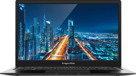Ultrabook Kruger Matz Explore 1406 Intel Celeron N4000 64GB eMMC 4GB FullHD Negru