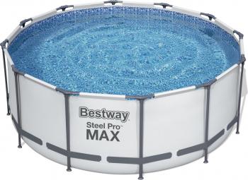 Piscina supraterana Bestway Steel Pro MAX and trade 3.66m x 1.22m cod 56420