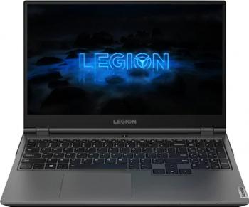 Laptop Gaming Lenovo Legion 5P 15ARH05H AMD Ryzen 5 4600H 512GB SSD 16GB NVIDIA GeForce RTX 2060 6GB FullHD Tast. ilum. RGB Phantom Black
