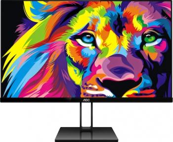 Monitor LED 21.5 AOC 22V2Q Full HD 5ms Negru