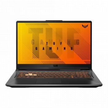 Laptop Gaming ASUS TUF FA706IU Amd Ryzen 7 4800H 512GB SSD 8GB NVIDIA GeForce GTX 1660TI 6GB FullHD 144Hz Endless T.ilum. Bonfire Black