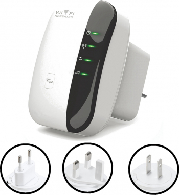 Signal Router Bakeey 300M Wireless-N WiFi repetor Booster Extender Amplificator