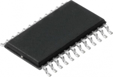 Circuit integrat poten iometru digital TSSOP24 SPI 4 canale Analog Devices AD5204BRUZ50