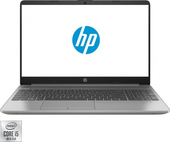 Laptop HP 250 G8 Intel Core (10th Gen) i5-1035G1 512GB SSD 8GB FullHD Asteroid Silver