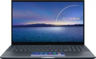 UltraBook ASUS Zenbook Pro 15 UX535LI Intel Core (10th Gen) i7-10870H 1TB SSD 16GB Nvidia Geforce GTX 1650TI 4GB 4K Win10 Pro FPR T.Ilum.