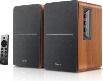 Boxe Edifier R1280DBS-BR 2.0 42W RMS Bluetooth Telecomanda Optical Maro