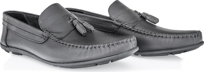 Pantofi barbati Caspian piele naturala CAS-690-N-39