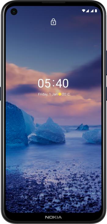 Telefon mobil Dual SIM Nokia 5.4 64 GB + 4 GB RAM Blue Telefoane Mobile