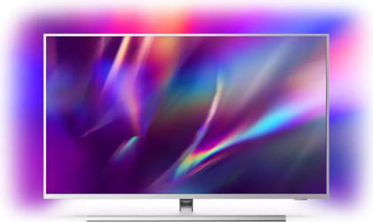 Televizor LED 146 cm Philips 58PUS8545/12 Performance Series Ultra HD 4K Android TV Argintiu