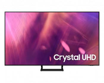 Televizor LED 138 cm Samsung AU9000 Crystal Ultra HD 4K HDR Smart TV Negru