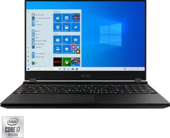 Laptop Gaming Gigabyte Aero OLED 15 KC Intel Core (10th Gen) i7-10850H 512GB SSD 16GB Nvidia Geforce RTX 3060 6GB 4K Win10 Pro T.Ilum.RGB Laptop laptopuri