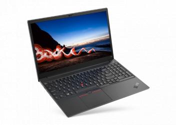 Laptop Lenovo ThinkPad E15 G2 Intel Core (11th Gen) i7-1165G7 512GB SSD 16GB Intel Iris Xe FullHD FPR Tast. ilum. Black
