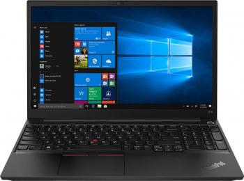 Laptop Lenovo Thinkpad E15 G2 AMD Ryzen 5 4500U 256GB SSD 8GB AMD Radeon Graphics FullHD Win10 Pro T.Ilum. FPR Negru