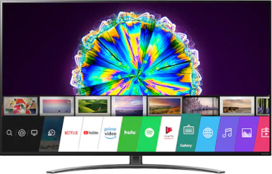 Televizor LED 139 cm LG 55NANO913NA 4K UltraHD Smart TV