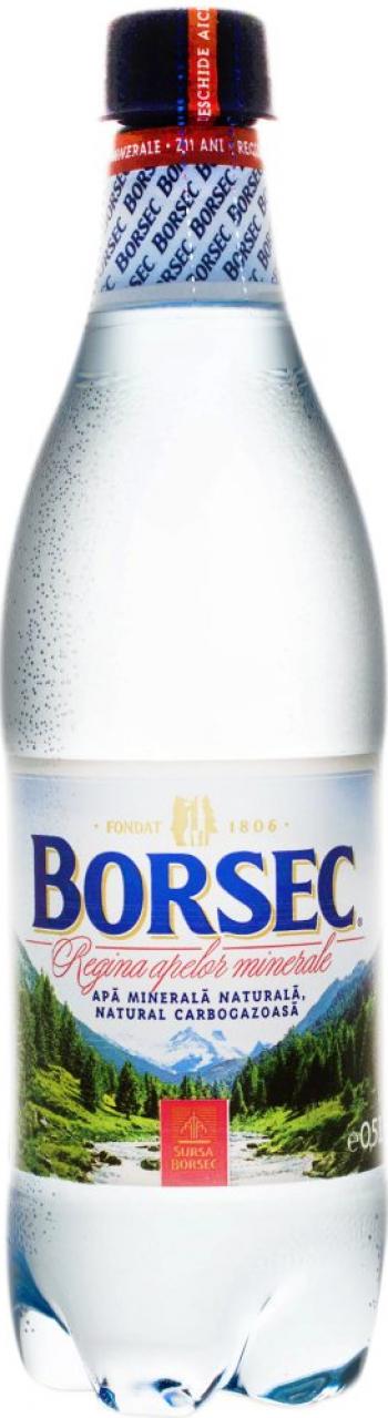 Bax 12 Buc Apa Minerala Borsec 0.5 L Pet - DORBRSCMIN0512 Apa