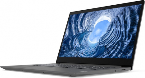 Laptop Lenovo V17 IIL Intel Core (10th Gen) i7-1065G7 512GB SSD 12GB NVIDIA Geforce MX330 2GB FullHD Iron Grey