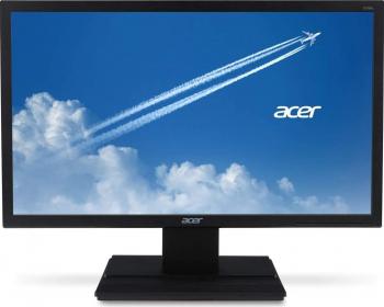 Monitor refurbished - ACER 24 MODEL V246HL WIDE 1920 x 1080 FULL HD HDMI NEGRU