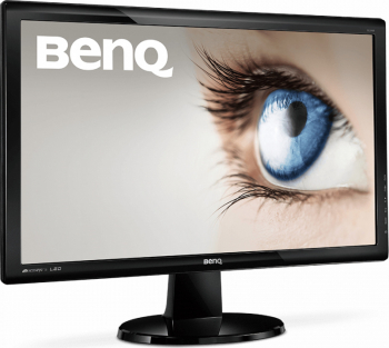 Monitor refurbished - BENQ 24 MODEL GL2460 WIDE 1920 x 1080 FHD DVI NEGRU