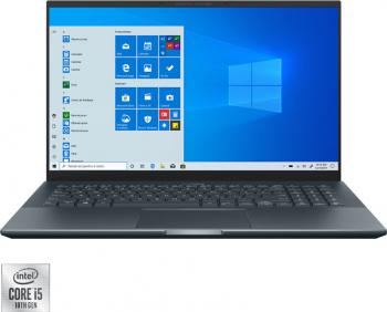 Ultrabook Asus Zenbook Pro 15 Intel Core (10th Gen) i5-10300H 1TB+512GB SSD 8GB Nvidia Geforce GTX 1650 4GB FullHD Win10 T.Ilum.