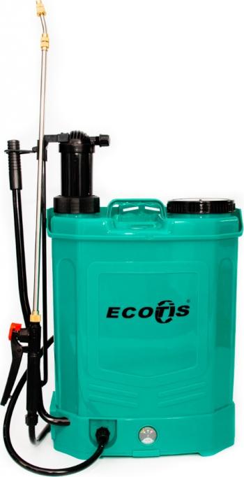 Pompa de stropit 2 in 1 - Electrica si manuala - Ecotis Atomizoare si pompe de stropit