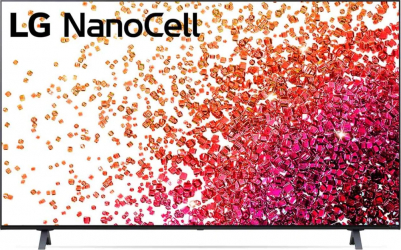 Televizor NanoCell 139cm LG 55NANO753PA Ultra HD 4K Smart TV
