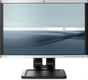 Monitor Refurbished LCD HP LA2205wg 22 Inch 1680 x 1050 VGA DVI Display Port USB Grad A-