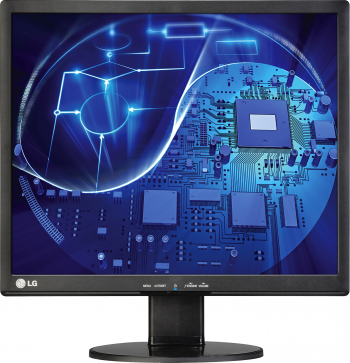 Monitor Refurbished LG L1942P 19 Inch LCD 1280 x 1024 VGA DVI