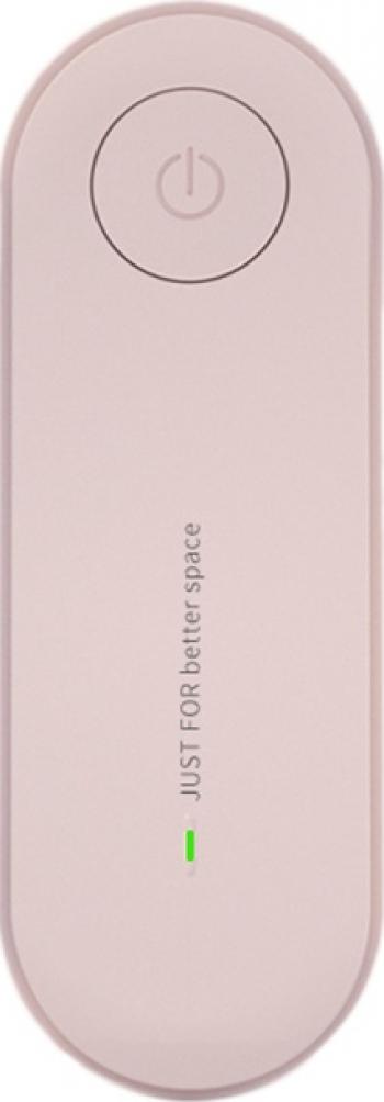 Purificator/Ionizator de aer pentru priza 11.3 x 4 cm roz Aparate filtrare aer