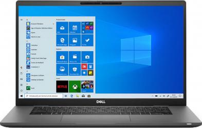 Laptop Dell Latitude 7520 Intel Core (11th Gen) i7-1185G7 512GB SSD 16GB Iris Xe FullHD Win10 Pro Tast. ilum.