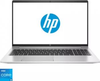Laptop HP ProBook 450 G8 Intel Core (11th Gen) i5-1135G7 512GB SSD 8GB Geforce MX450 2GB FullHD T.Ilum. Silver