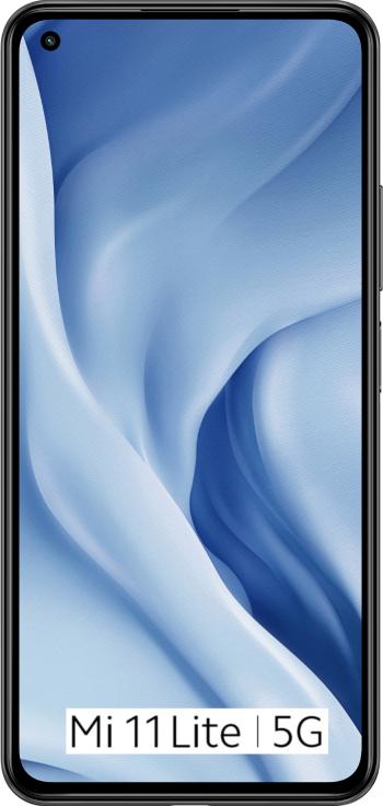 Telefon mobil Xiaomi Mi 11 Lite 128GB 8GB RAM Dual SIM 5G Truffle Black Telefoane Mobile
