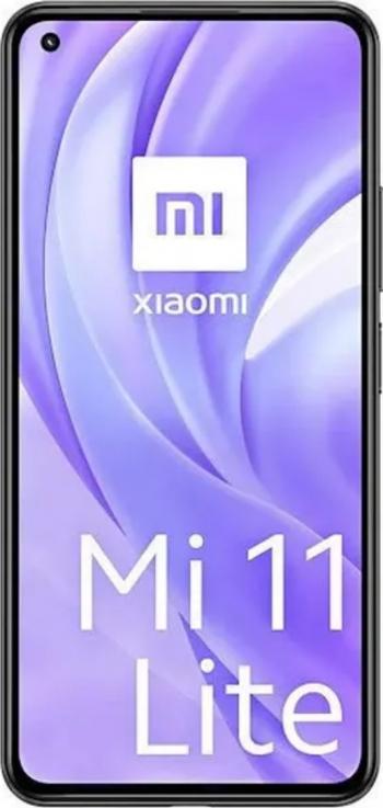 Telefon mobil Xiaomi Mi 11 Lite 64GB Dual SIM 4G Boba Black Telefoane Mobile