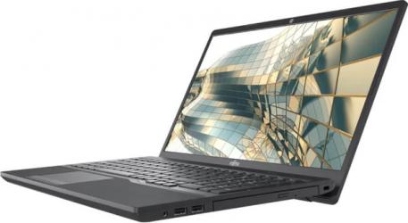 Laptop Fujitsu Lifebook A3510 Intel Core (10th Gen) i3-1005G1 256GB SSD 8GB FullHD DVD-RW Negru