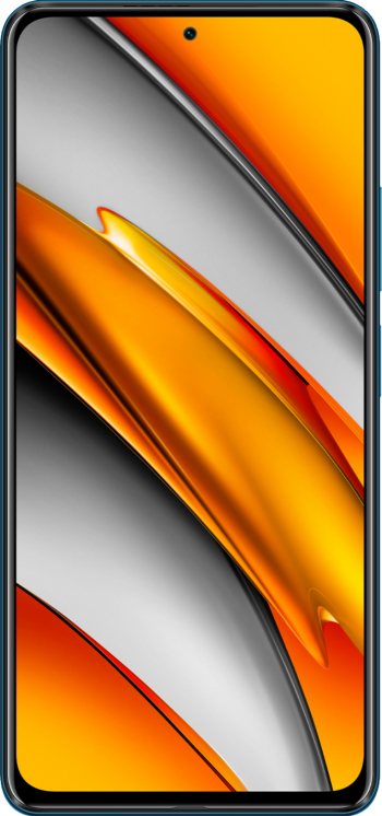 Telefon mobil Poco F3 128GB Dual SIM 5G Deep Ocean Blue