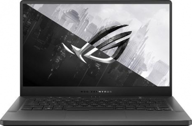 Laptop Gaming ASUS ROG Zephyrus G14 GA401QE AMD Ryzen 7 5800HS 512GB SSD 16GB RTX 3050Ti 4GB FullHD 144Hz Win10 Tast. ilum. Eclipse Gray