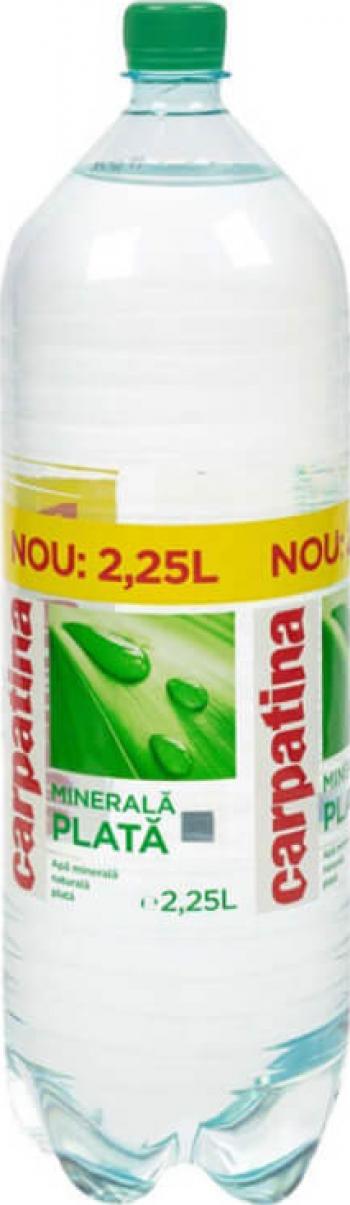 Bax 6 Sticle Apa Minerala Plata CARPATINA 2.25 l - SFW700362