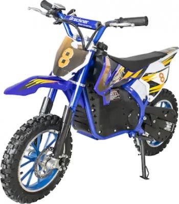 Minicross pe acumulatori Breckner Germany MC 24-350-2 E 350W 24V 12Ah Albastru Negru