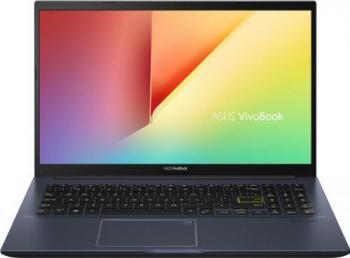 Ultrabook ASUS VivoBook 15 X513EA Intel Core (11th Gen) i7-1165G7 512GB SSD 8GB Iris Xe FullHD Tast. ilum. FPR Bespoke Black
