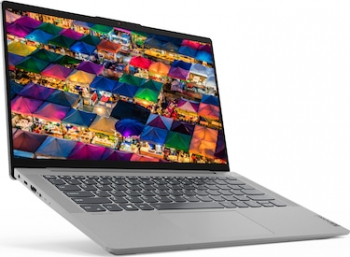 Laptop Lenovo IdeaPad 5 14ARE05 AMD Ryzen 7 4800U 512GB SSD 16GB AMD Radeon FullHD Tast. iluminata Platinum Grey Laptop laptopuri