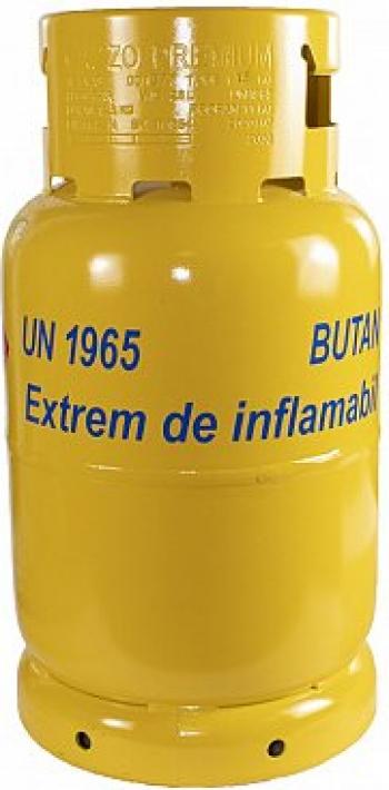 Butelie GPL 26 L Metalica cu manere