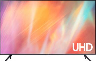 Televizor LED 138 cm Samsung UE55AU7172 Ultra HD 4K Tuner HDR Smart TV Titan Gray