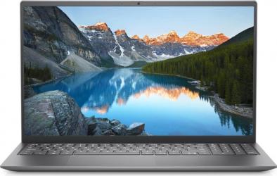 Laptop Dell Inspiron 5510 Intel Core (11th Gen) i5-11300H 256GB SSD 8GB Intel Iris XE Graphics FullHD Linux FPR T.Ilum.Platinum Silver