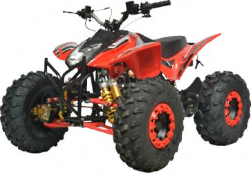 ATV RDB FXATV-SC-1 benzina 125cc Rosu