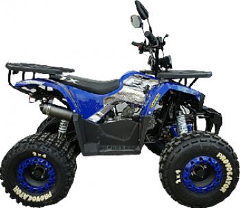 ATV RDB FXATV-SX-1 benzina 125cc Albastru