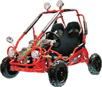 BUGGY RDB FXGK-001L benzina 125cc Rosu